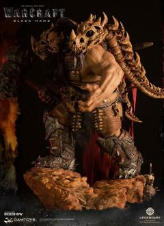 Warcraft Epic Series Premium Statue Blackhand 73 cm