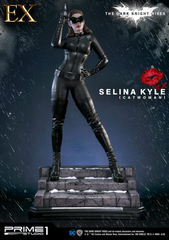 The Dark Knight Rises Statue 1/3 Catwoman Exclusive (Selina Kyle) 80 cm