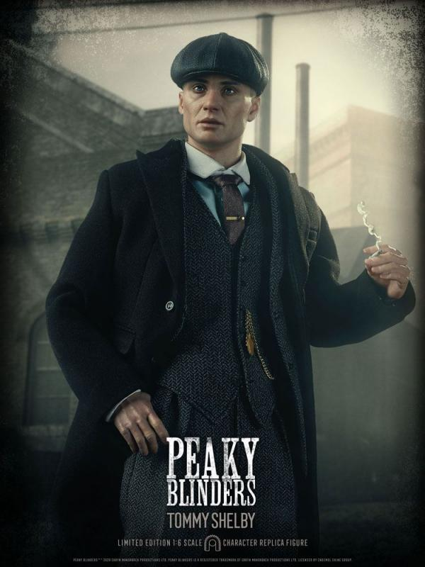 Peaky Blinders: Tommy Shelby 1/6 Action Figure - Big Chief Studios