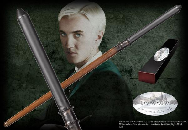 Harry Potter Wand Draco Malfoy (Character-Edition) - Noble Collection
