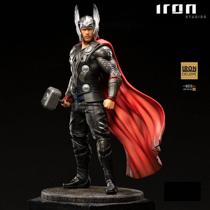 Marvel Comics: Thor 1/10 BDS Art Scale Statue - Iron Studios