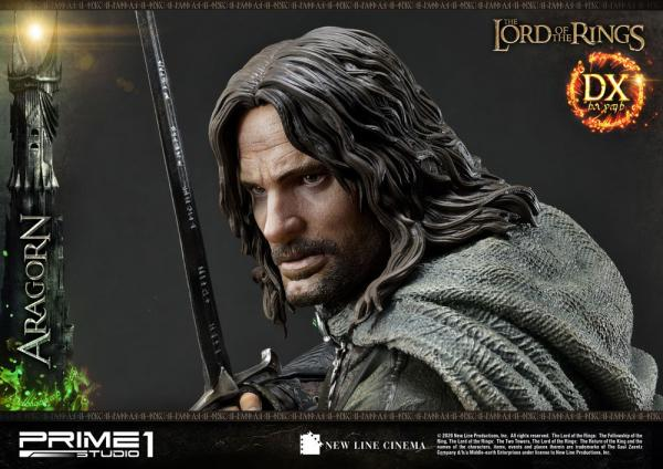 Lord of the Rings: Aragorn Deluxe Version - Statue 1/4 - Prime 1 Studio