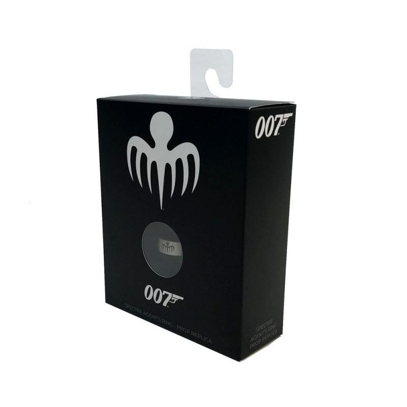 James Bond: The Ring of SPECTRE Agent - Replica 1/1 - Factory Entertainment