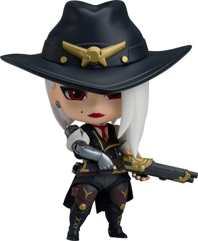Overwatch Nendoroid Actionfigur Ashe Classic Skin Edition 10 cm