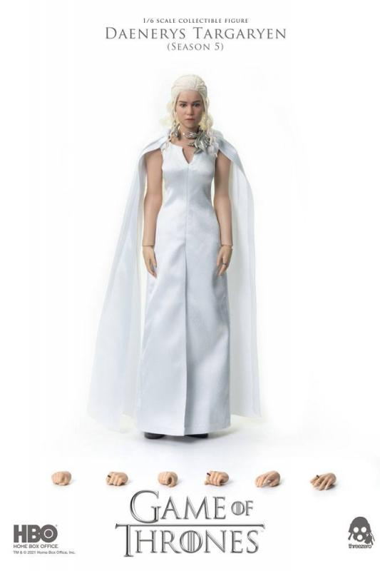 Game of Thrones: Daenerys Targaryen 1/6 Action Figure Limited Edition - ThreeZero
