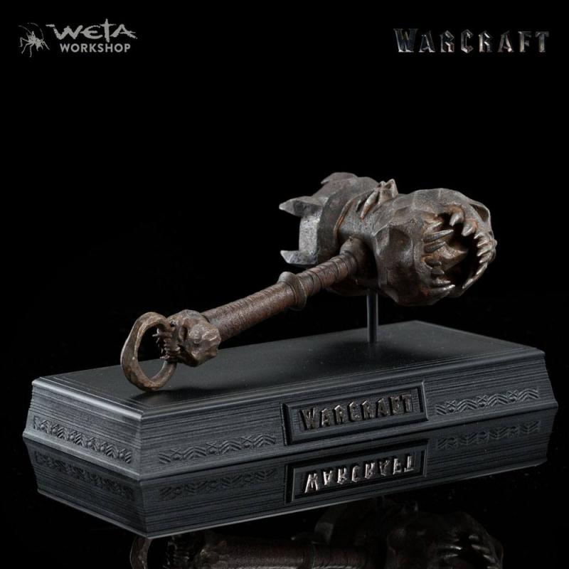 Warcraft: Skullbreaker of Blackhand - Replica 1/6 - Weta