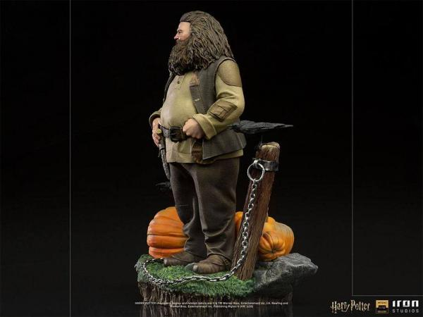 Harry Potter: Hagrid - Deluxe Art Scale Statue 1/10 - Iron Studios