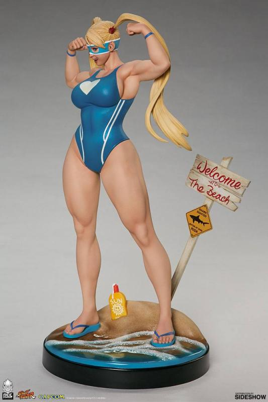 Street Fighter: R. Mika: Season Pass - Ultra Statue 1/4 - Pop Culture Shock