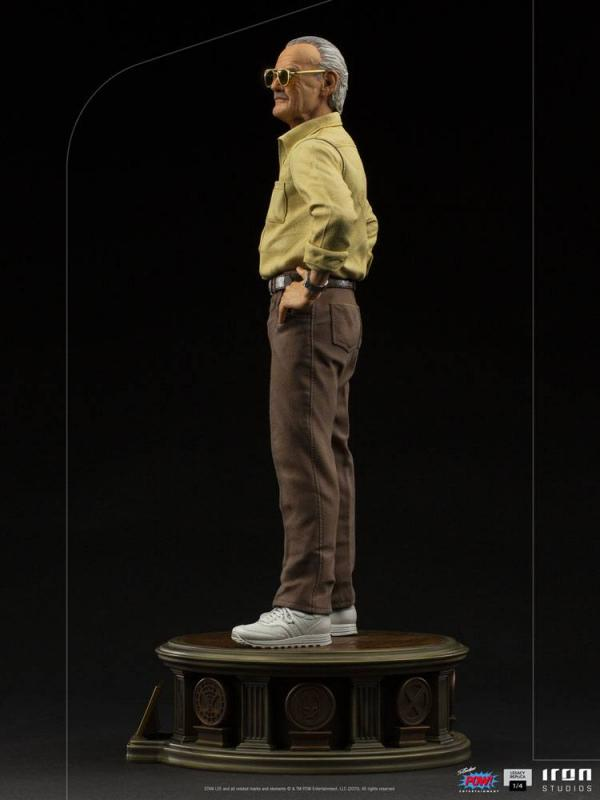 Stan Lee Legacy Replica Statue 1/4 Stan Lee 60 cm