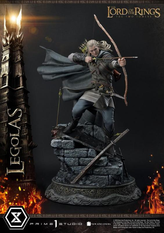 Lord of the Rings Statue 1/4 Legolas Bonus Version 75 cm