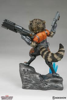 Guardians of the Galaxy Premium Format Figure Rocket