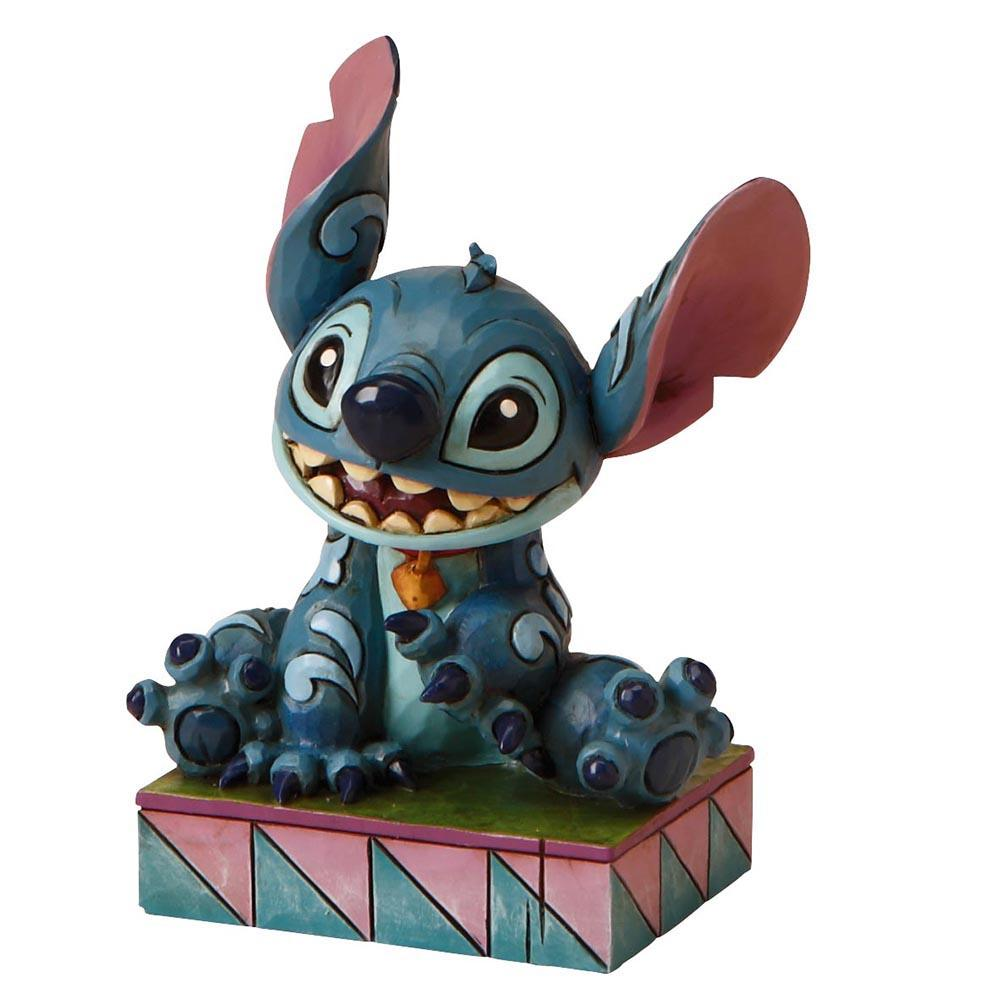Disney Traditions Ohana Means Family (Stitch)  9,5 cm