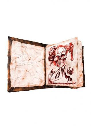 Evil Dead 2: Book of the Dead Necronomicon V2 - Replica 1/1 - TOT