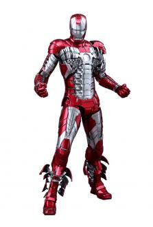 Iron Man 2 DIECAST Figure 1/6 Iron Man Mark V 32 cm