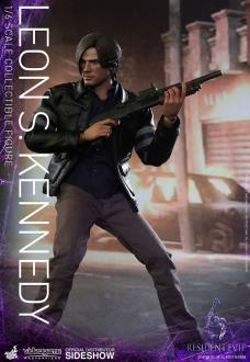 Resident Evil 6 Videogame Masterpiece Action Figure 1/6 Leon S Kennedy 30 cm