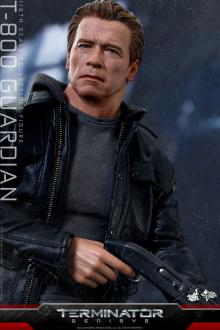 Terminator: Genisys T-800 Guardian - Figure 1/6 - Hot Toys