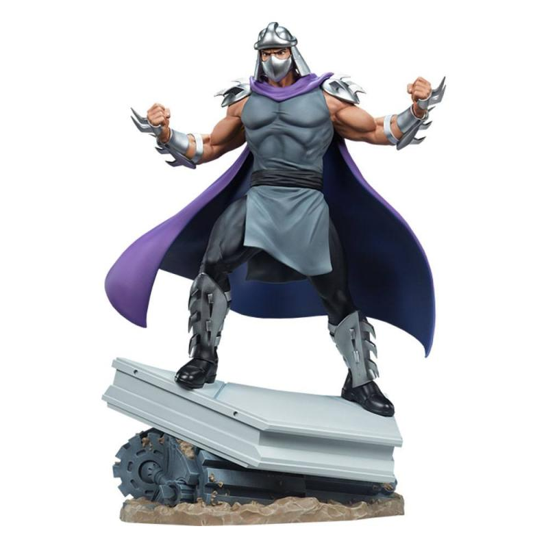 Teenage Mutant Ninja Turtles: Shredder 1/4 Statue - Pop Culture Shock