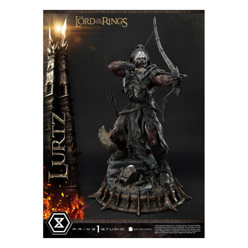 Lord of the Rings: Lurtz - Statue 1/4 - Prime 1 Studio