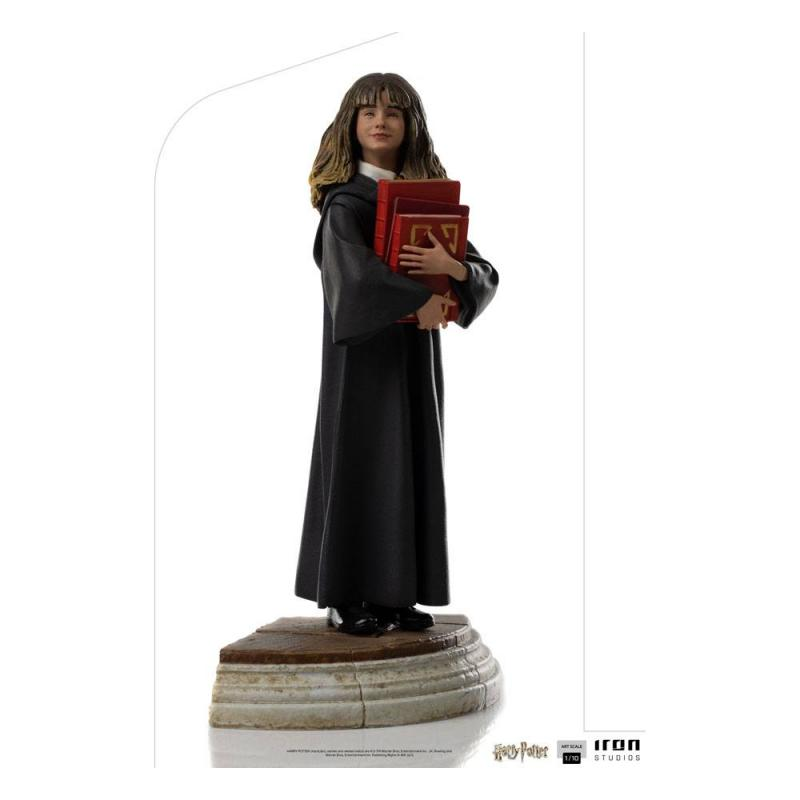 Harry Potter: Hermione Granger 1/10 Art Scale Statue - Iron Studios
