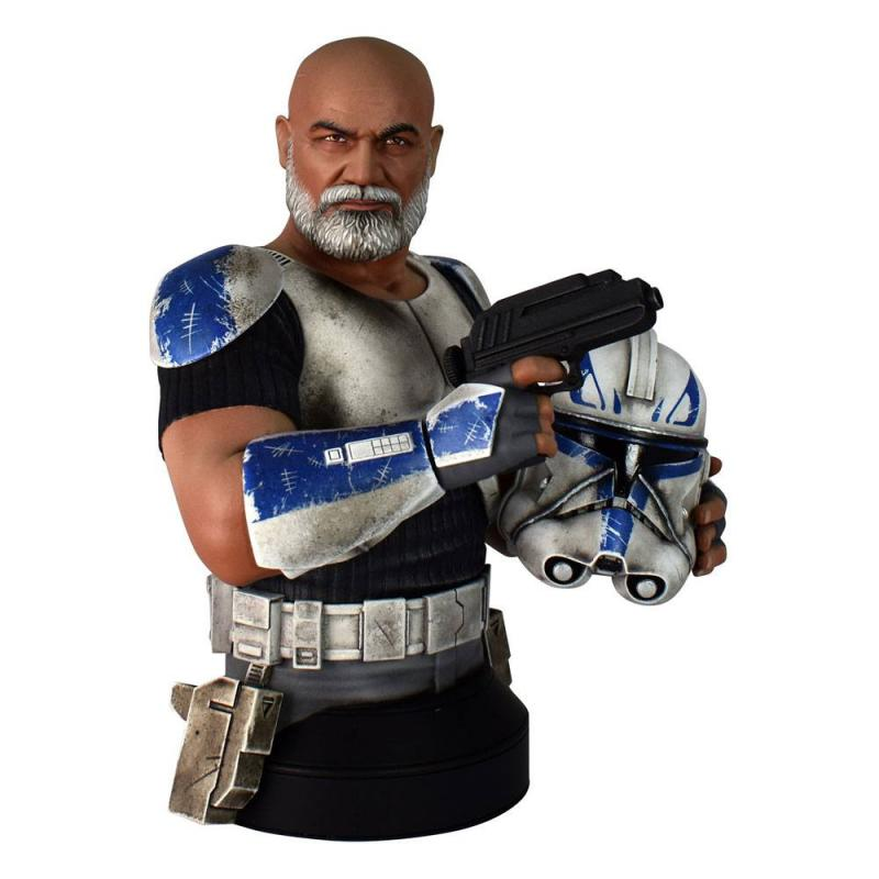 Star Wars The Clone Wars: Commander Rex 1/6 Bust - Gentle Giant