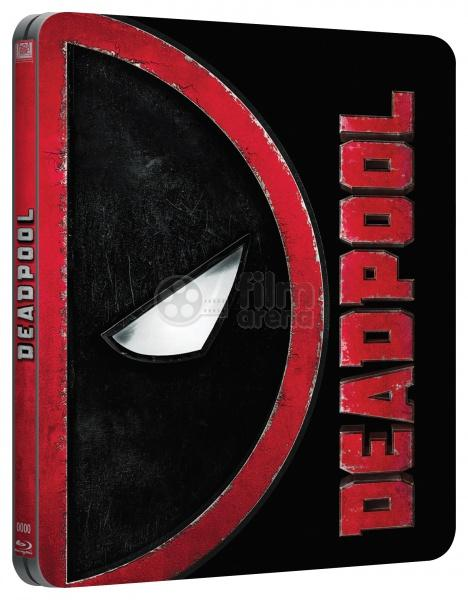 Deadpool Blue-ray Steelbook