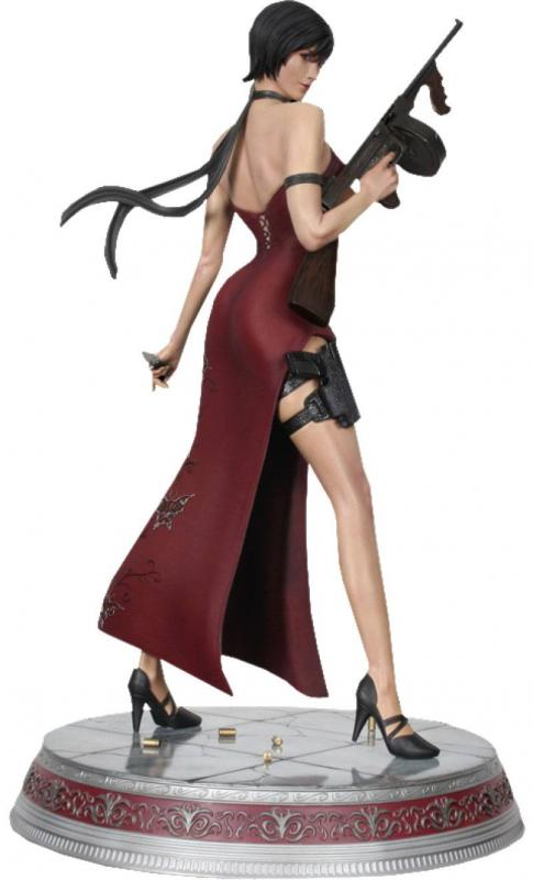 Resident Evil: Ada Wong 50 cm Statue - Dark Side Collectibles