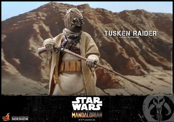 Star Wars The Mandalorian Action Figure 1/6 Tusken Raider 31 cm