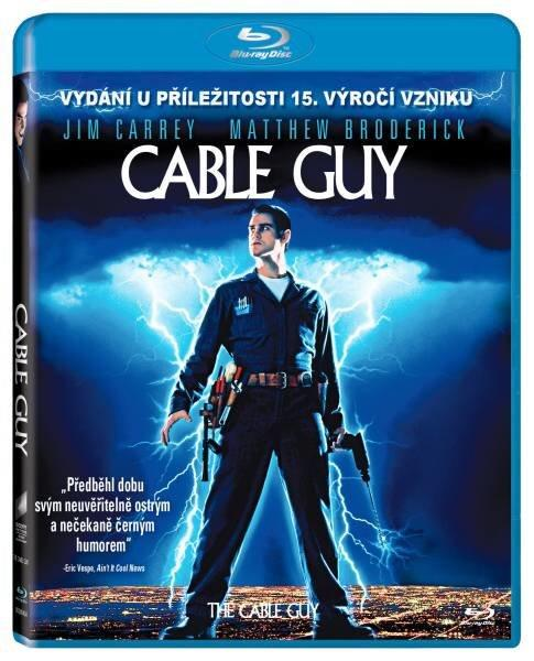 Cable Guy Blu-ray