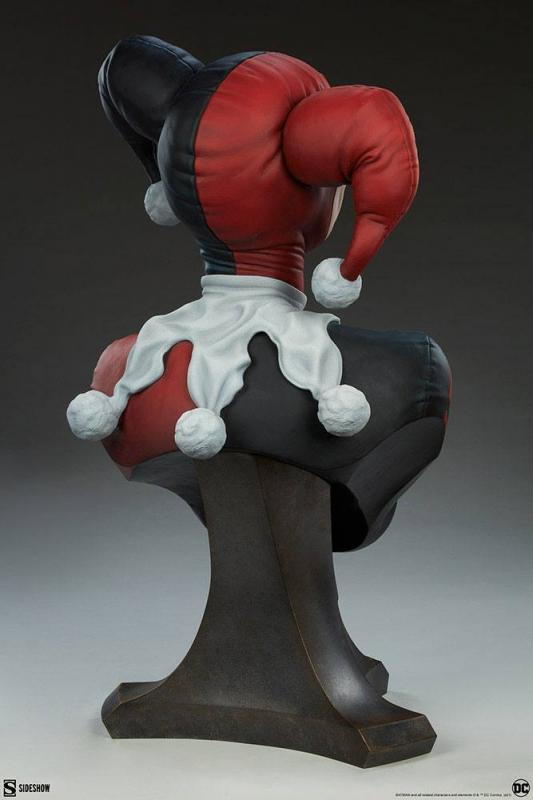 DC Comics: Harley Quinn - Life-Size Bust 1/1 - Sideshow