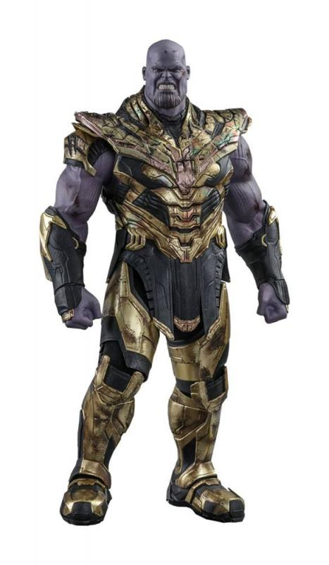Avengers: Endgame Movie Masterpiece Action Figure 1/6 Thanos Battle Damaged Version 42 cm