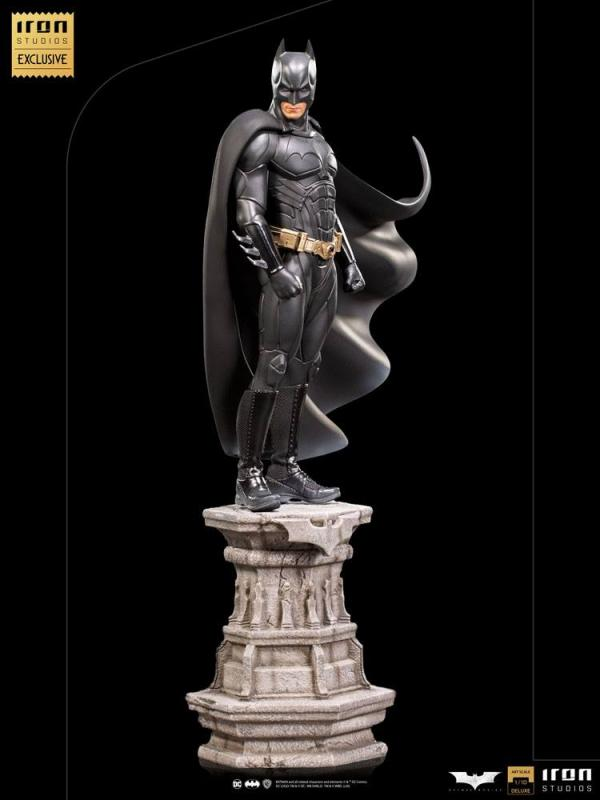DC Comics: Batman Begins 1/10 BDS Art Scale Statue - Iron Studios