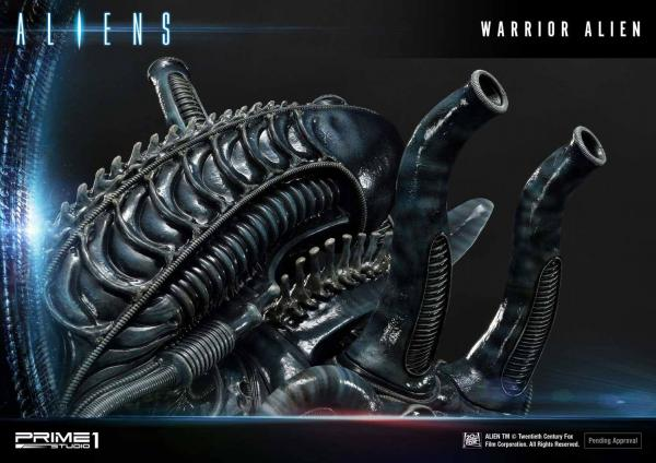Aliens Premium Masterline Series Statue Warrior Alien 67 cm