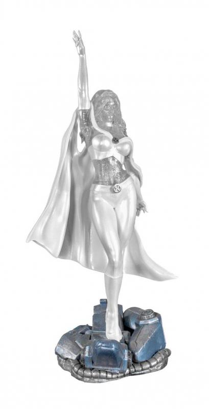 Marvel Comic Gallery PVC Statue White Queen Emma Frost GameStop Exclusive 30 cm
