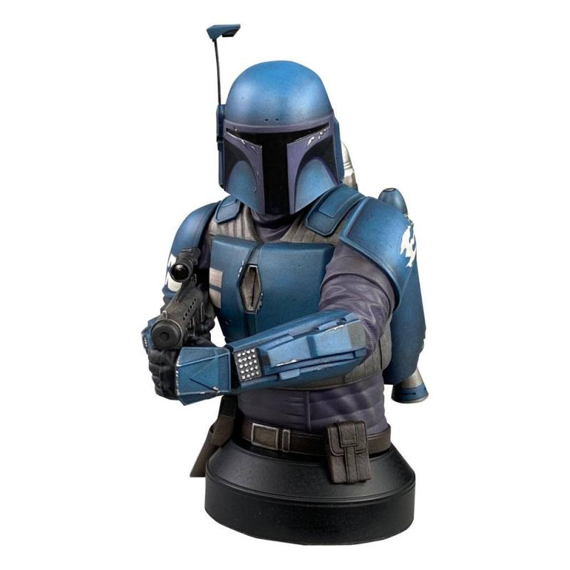 Star Wars The Mandalorian: Death Watch 1/6 Bust - Gentle Giant