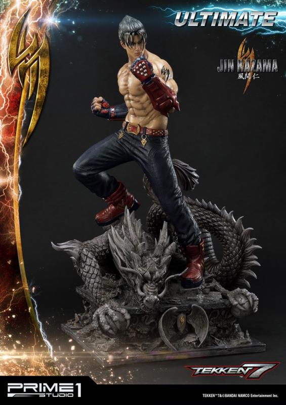 Tekken 7 Statue 1/4 Jin Kazama Ultimate Version 65 cm