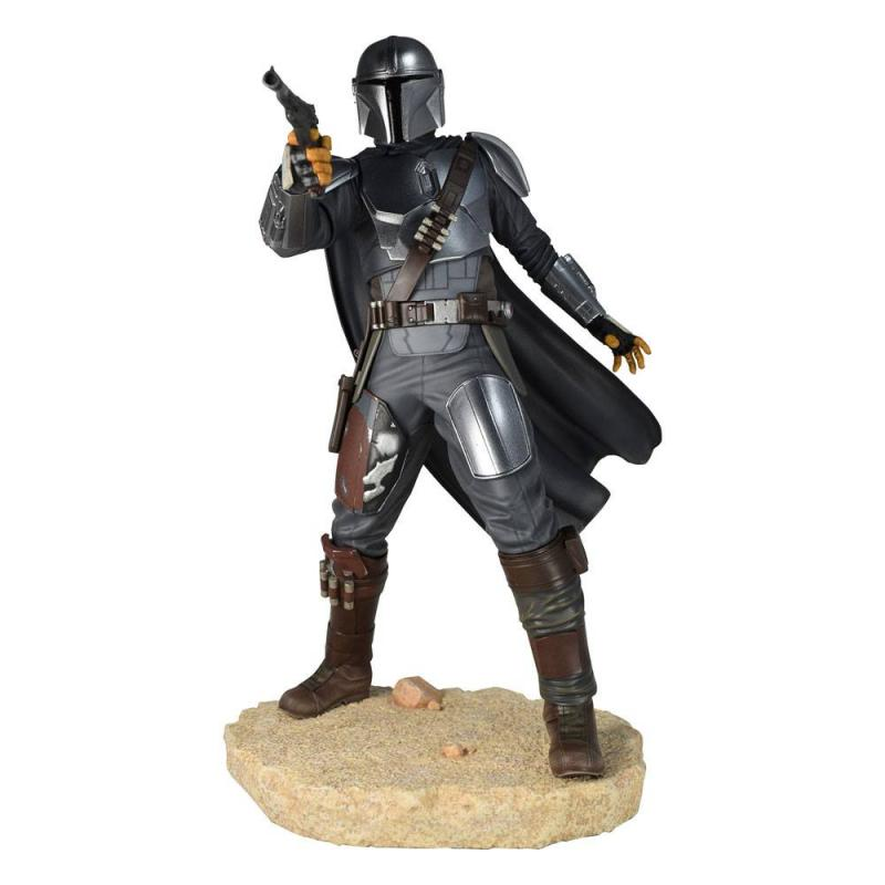 Star Wars The Mandalorian Premier Collection 1/7 The Mandalorian MK 3 25 cm