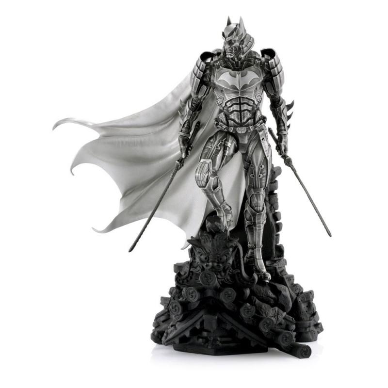 DC Comics: Batman Samurai Series Pewter Collectible 1/6 Statue - Royal Selangor