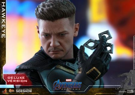 Avengers: Endgame Movie Masterpiece Action Figure 1/6 Hawkeye Deluxe Version 30 cm