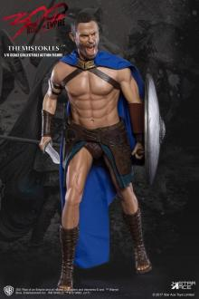 300 Rise of an Empire My Favourite Movie Action Figure 1/6 General Themistokles 30 cm