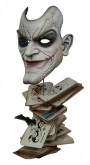 DC Comics: The Joker Face of Insanity - Bust 1/1 - Sideshow