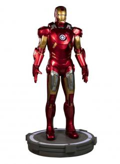 The Avengers Life-Size Statue Iron Man Mark VII 210 cm