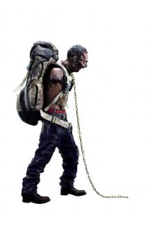 The Walking Dead - Michonne´s Pet Walker Twin Pack