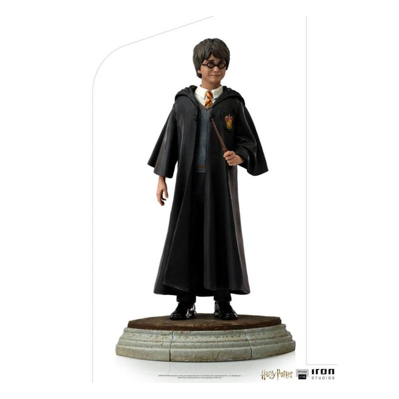 Harry Potter: Harry Potter 1/10 Art Scale Statue - Iron Studios