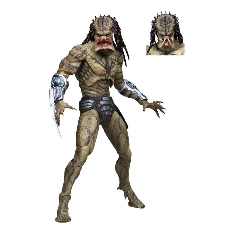 Predator 2018: Assassin Predator 28 cm Action Figure - Neca