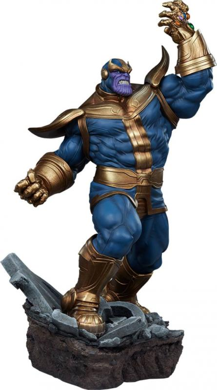 Avengers Assemble: Thanos (Modern Version) - Statue 1/5 - Sideshow