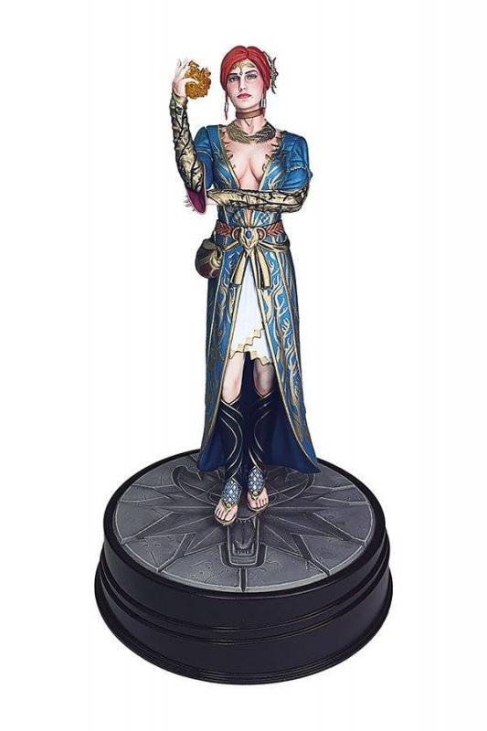 Witcher 3 Wild Hunt PVC Statue Triss Merigold Series 2 21 cm