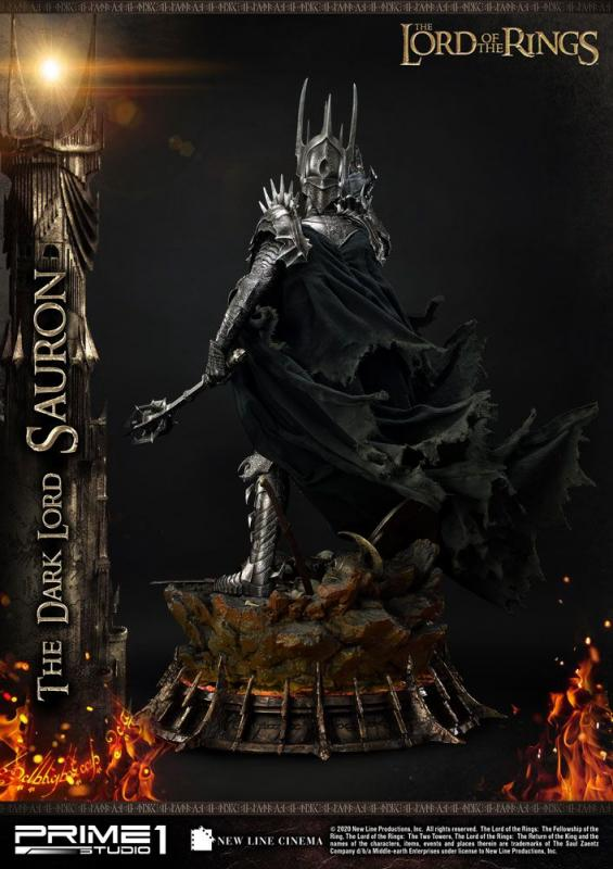 Lord of the Rings Statue 1/4 The Dark Lord Sauron 109 cm