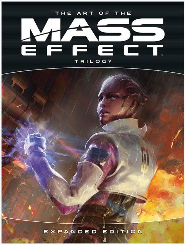 Mass Effect: The Art of the Mass Effect Trilogy Art Book (Expanded Edition) - Dark Horse