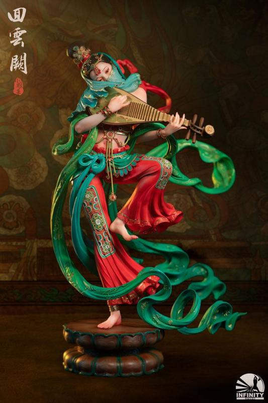 Elegance Beauty: Dancer of Cloud Palace - Series Statue 35 cm - Infinity Studio