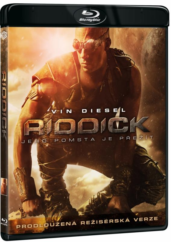 Riddick Blue-ray